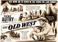 The Old West with Gene Autry
